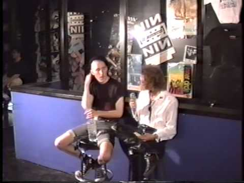 Trent Reznor interview 8 4 1990