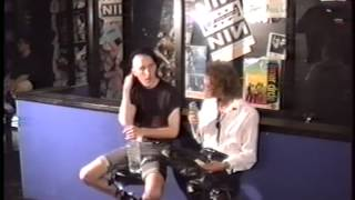 Trent Reznor interview 8 4 1990