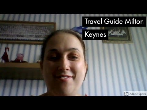 Travel Guide My Day Trips To Milton Keynes UK Review