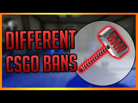 The Different Bans Explained! VAC, Untrusted & Overwatch Bans (CSGO)