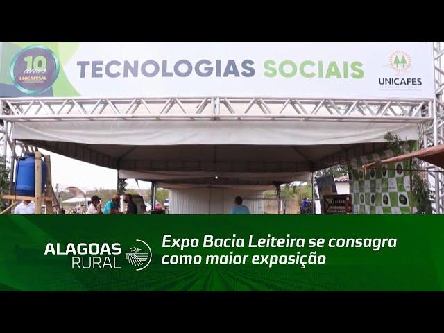 Expo Bacia Leiteira se consagra como maior exposição do interior de Alagoas