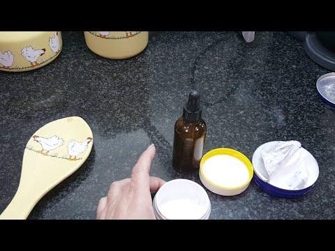 Crema Casera Antiarrugas Y Para Manchas - YouTube
