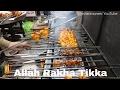 Haji Allah Rakha Tikka Gujrawala | Quail & Sparrow Chirey Batairey Barbecue | Gujranwala Street Food