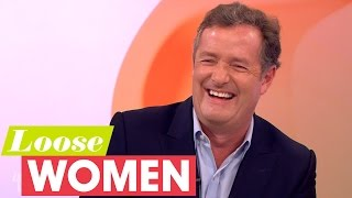 Piers Morgan Sticks Up For Susanna Reid | Loose Women