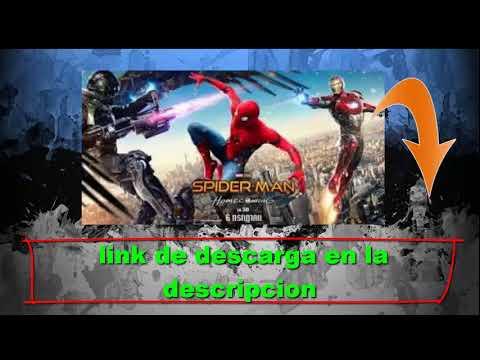 descarga la pelicula completa del hombre araña homecoming en full hd