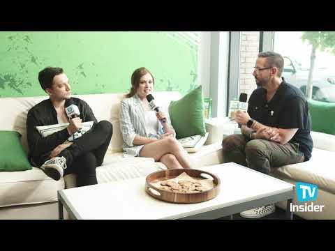 The 100s Eliza Taylor and Richard Harmon on Tough Clarke, Survivor Murphy & More   TV Insider