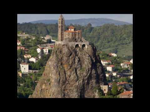 Travelling in France Le Puy-en-Velay