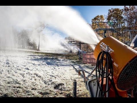 Wachusett Mountain Opening Day Announcement 2017