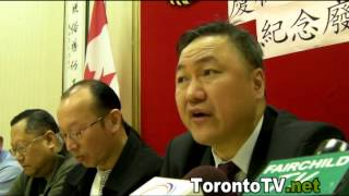 20120608, Chinese Canadian Civic Alliance, 華裔參政同盟