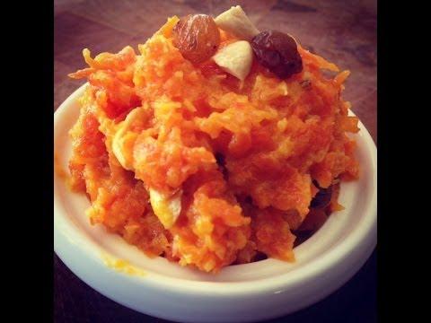 Easy Carrot Halwa (Gajrela Recipe) - Easy Indian Dessert Idea (Carrot Pudding)