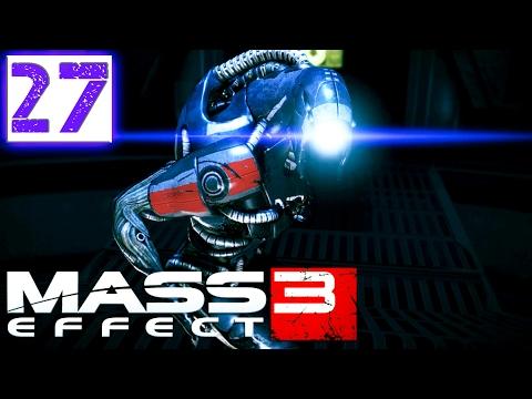 Mass Effect 3 Прохождение Часть 27 (Солдат, Герой, Безумие) Приоритет: Дредноут Гетов