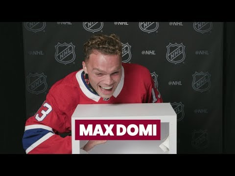 What's in the Box: Max Domi