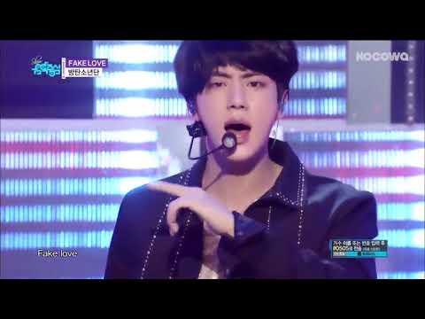 BTS (방탄소년단) - Airplane Pt.2  Fake Love   Anpanman [Comeback Stage Mix ]