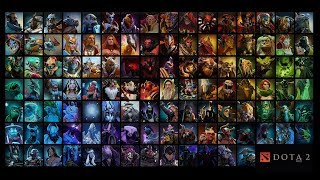 My Dota 2 mix sets 2019 (Detailed)