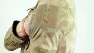 Обзор боевой рубашки «Гюрза М1» БАРС