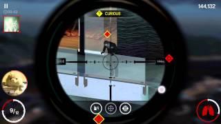 Hitman Sniper Two Domino Kill Under 20 Sec - Android - S6 EDGE