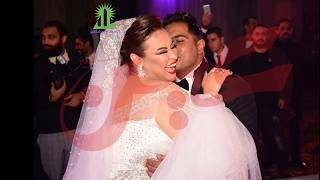 رقص ويزو وعريسها وحمدى الميرغنى واسراء عبد الفتاح فى فرح ويزو جزء 7 Wezo