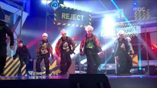 B.A.P - Warrior, 비에이피 - 워리어, Music Core 20120211