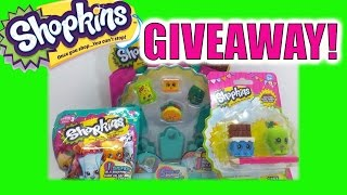 Shopkin Videos Shopkins Season 3  Giveaway and Season 1 Eraser set by Shopnow