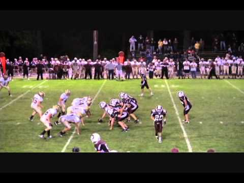 Thomas Murphy game highlights vs. Millbury 2010