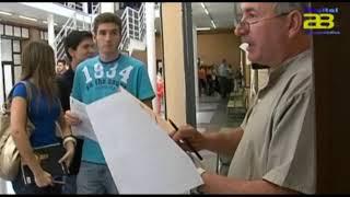 La prueba de acceso a la Universidad en Andalucía se realizará a primeros de julio