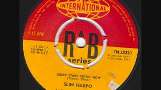 Slim Harpo - Don