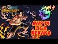 ACENG MVP SAAT PUSH RANK DI LIGA NERAKA || PUSH RANK CONTENT | ONE PIECE BOUNTY RUSH INDONESIA #OPBR