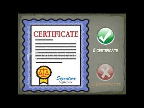 SSL Certificate คืออะไร