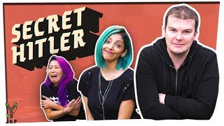 We Have Trust Issues | Secret Hitler ft. Mari & Steve Greene