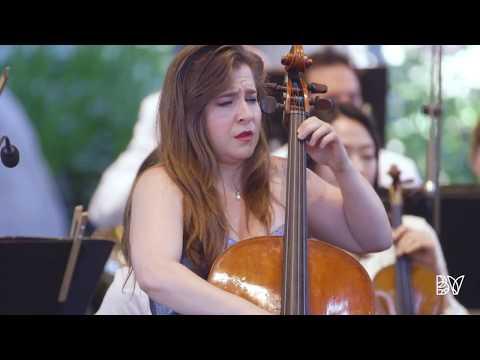 Alisa Weilerstein Plays the Elgar Cello Concerto in E minor