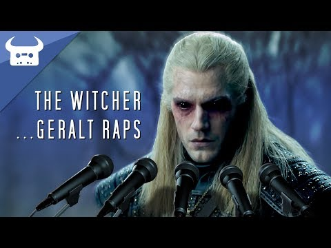 Here's the Witcher trailer rap you were no doubt waiting for   PC Gamer