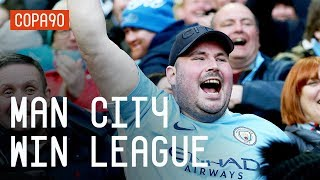 Man City Win Premier League | City Fans React