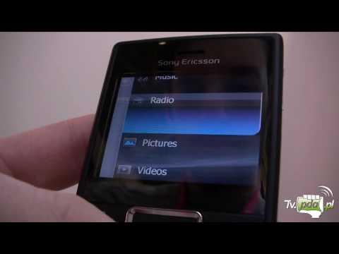 System of Sony Ericsson Aspen