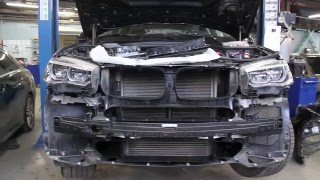 видео Обвес M Performance BMW X5 F15
