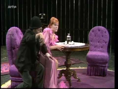 Alban Berg - Anja Silja - Lulu - Suite - Salome - Final Scene