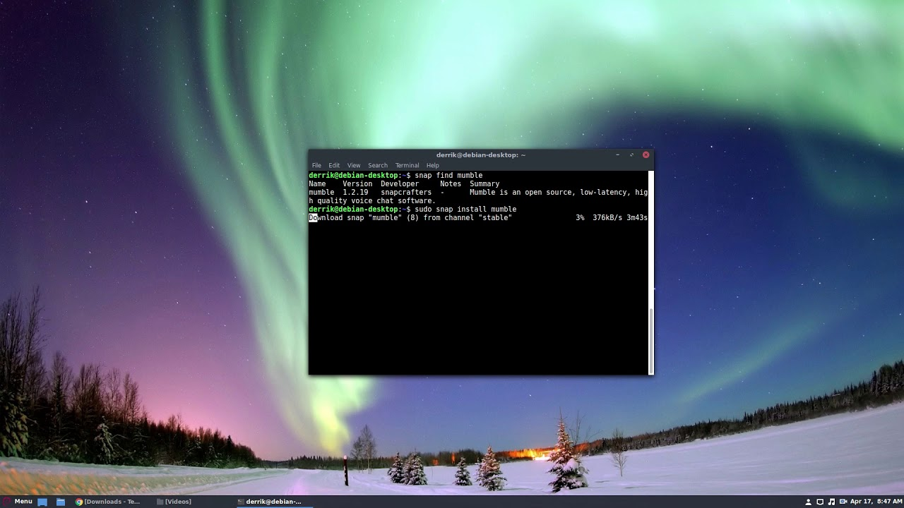 How To Install The Mumble Client On Linux