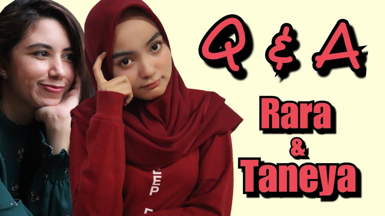 Live Q&A - Ngobrol Bareng Rara Taneya