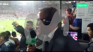 Perú vs. Nueva Zelanda: La narración de Daniel Peredo digna de una clasificación