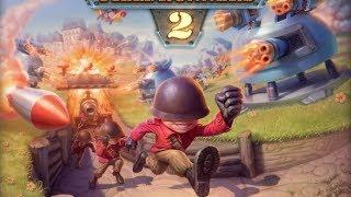 Fieldrunners 2 Gameplay (PC)