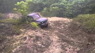 TAFT 4X4 ADVENTURE   BLACK DOFF IN ACTION 2