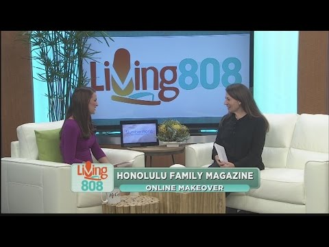 Honolulu Family Magazine: Updated Website