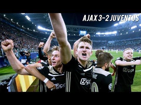 AJAX V JUVENTUS | 3-2 Cinematic Highlights | Did it Again!