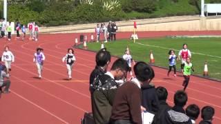 2016-1-13保良局陳守仁小學運動會 - P5 Girl 100m Final