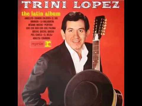 Quantanamera  Trini Lopez