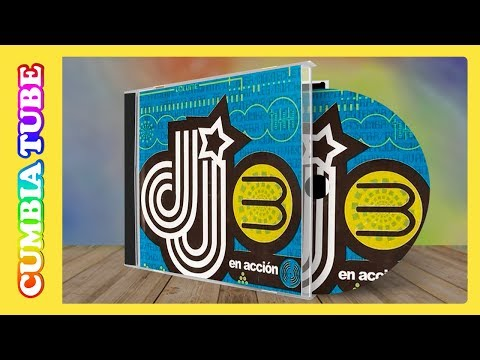 DJ's En Acción – Vol 3   Disco Completo Cumbia Tube