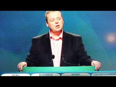 Chris Curran on LGBT Rights at Sinn Féin Ard Fheis 2014