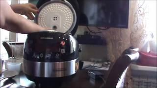Мультиварка REDMOND RMC-M90/ Обзор/