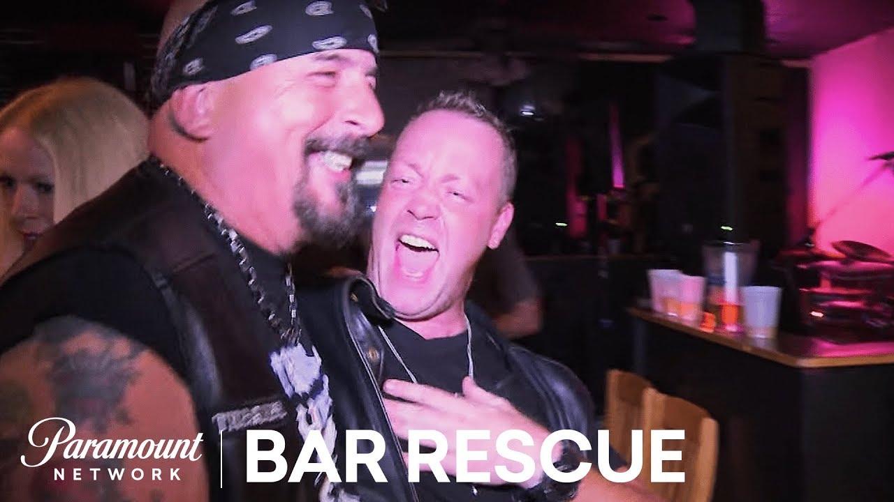 Bar Rescue Season 4 Staten Island Bar Overrun By Biker Gang Youtube