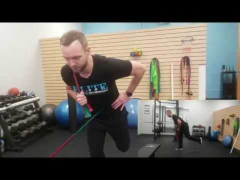 Hip Strength for the Golf Swing | Anti-Rotational RDL | Chesterfield Chiropractor