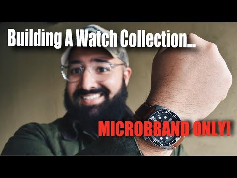 The Microbrand-Only Watch Collection... Is It Possible?